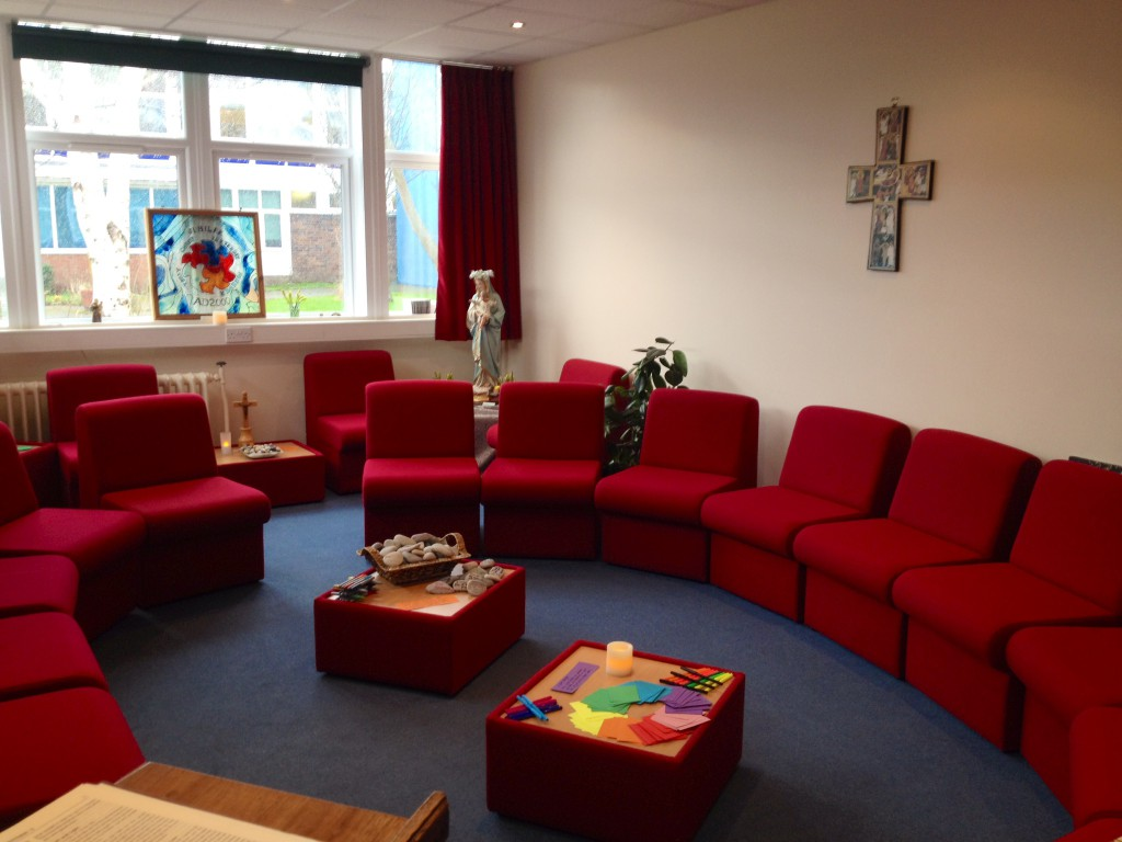 Prayer room 1